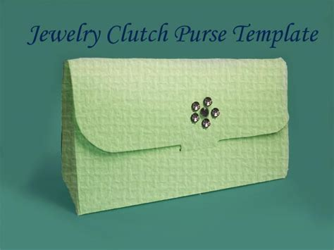 clutch purse templates you to see printable clutch purse gift bag template