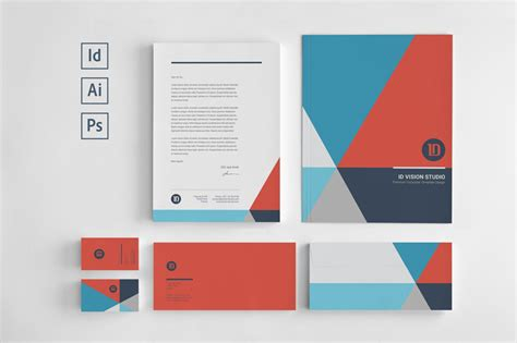 indesign sided business card template letter paper 25 indesign templates every designer should own