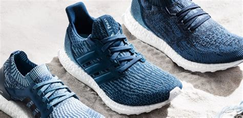 new adidas plastic running shoes coming in may environmental protection