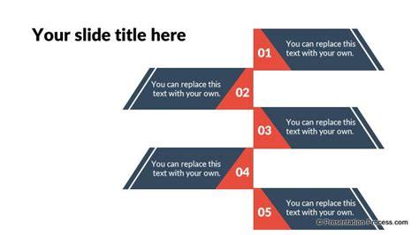 design themes list flat design templates powerpoint list