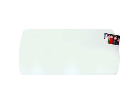 Curved Desk Pad by Artistic 14 Quot X30 Quot View Desk Pad Curved