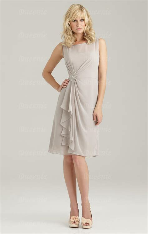 light gray dress chiffon light grey bridesmaid dress bnnak0119