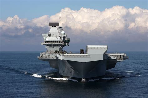 On Our Radar Navy Turns New Leaf by Elizabeth Carriers Royal Navy