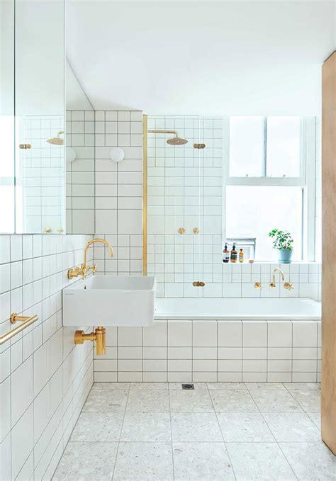 White And Gold Bathroom Ideas Apartamento Pequeno E Perfeito Para Um Casal Jovem Filhos Pequenos Limaonagua