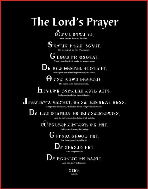 the lord s prayer in cherokee native american pinterest