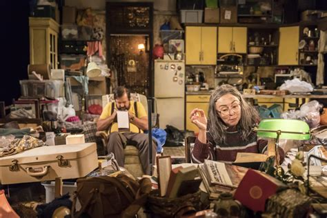 grow up house the house they grew up in theatre review this cluttered home is where the heart is
