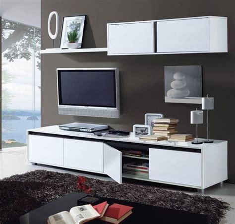 mueble salon minimalista muebles minimalistas blanco salones baratos