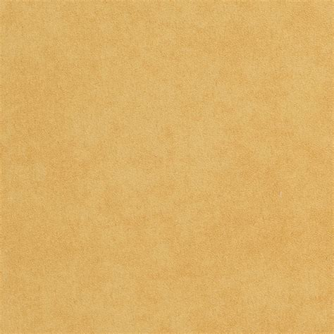 Ultra Upholstery by B112 Gold Solid Ultra Durable Suede Upholstery Fabric By