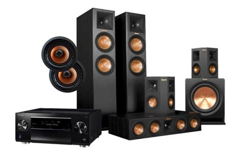 klipsch home cinema speakers  rs  unit parvat