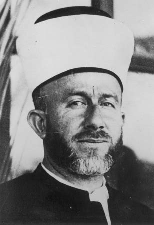 hajj amin al husayni: the mufti of jerusalem