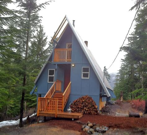 Snoqualmie Pass Cabin Rentals by Summit At Snoqualmie A Frame Cabin At Summit Vrbo