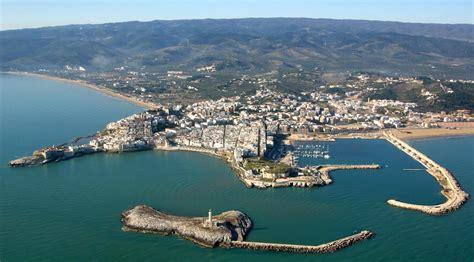 porto di vieste marina di vieste porto turistico acquatecno