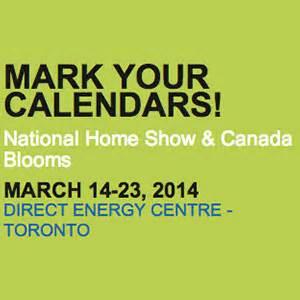 dream home 2014 toronto national home show and canada toronto national home show on march 14 to 23 2014