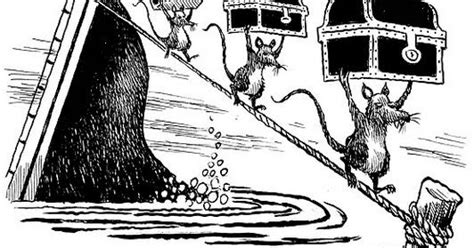 Rats From A Sinking Ship by Fed Vice Chair Stan Fischer Unexpectedly Resigns Quot For