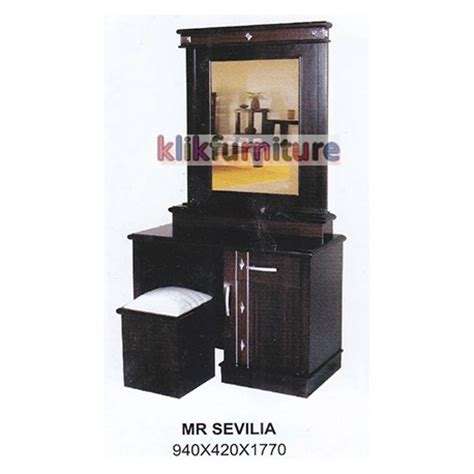 Meja Rias Sucitra harga meja rias kayu sevilia cms distributor furniture