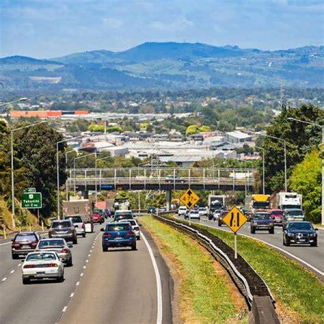 southern motorpany southern corridor improvements nz transport agency