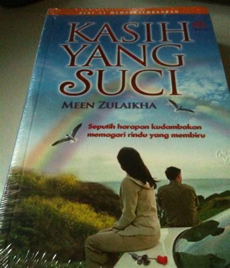 Tribute Rahasia Masa Lalu Nora resensi novel kasih yang suci meen zulaikha drama nora