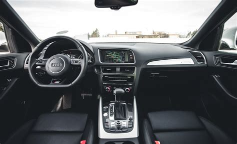 Audi Q 5 Interior by Car And Driver