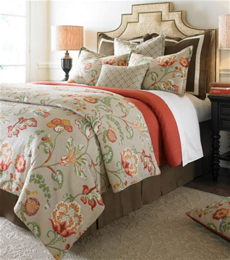 custom bed linens made in the u s a sophisticated custom bed linens from