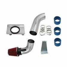 89 93 ford mustang 5.0l fenderwell cold air intake kit