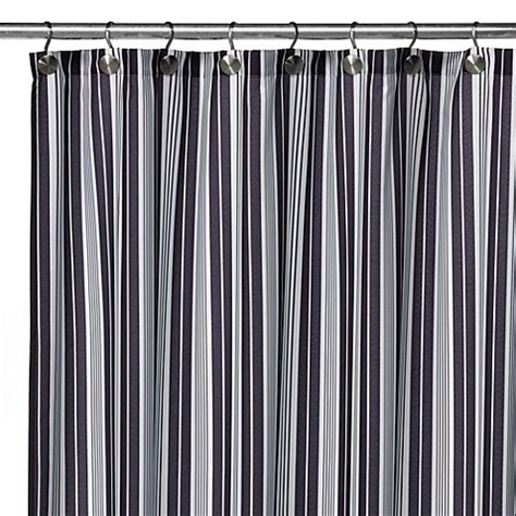 striped fabric shower curtain buy watershed 174 picardi stripe 72 inch x 72 fabric shower