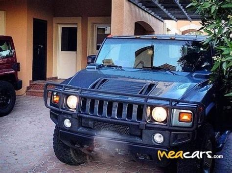 hummer h2 for sale aed 65 000 blue 2007 hummer gasoline 2007 dubai mitula cars