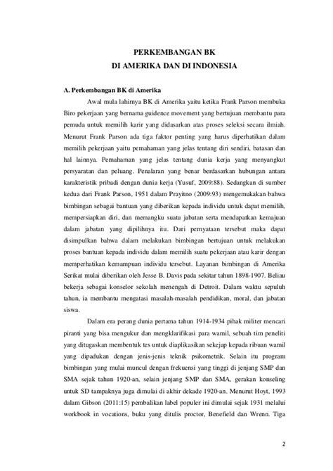 Bimbingan Lanjutan Dasar Bld 3 project dasar dasar bimbingan dan konseling
