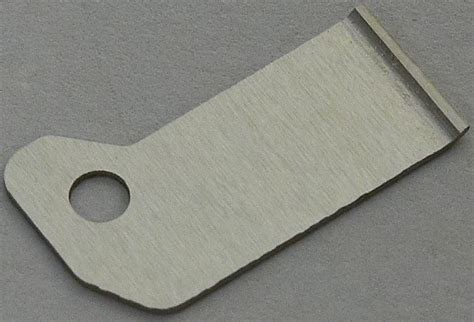 Fixed Knife For Brother Baby Lock Multi Needle Machines
