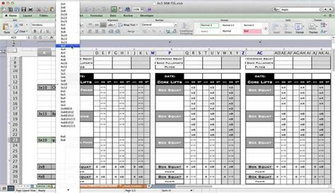 free excel tutorial excel training online free training spreadsheet template