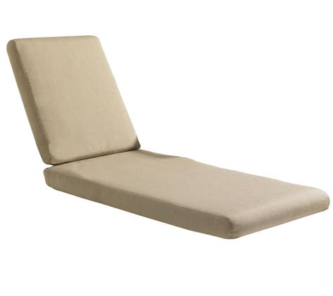 replacement chaise cushions replacement cushion for the gloster oyster reef deep