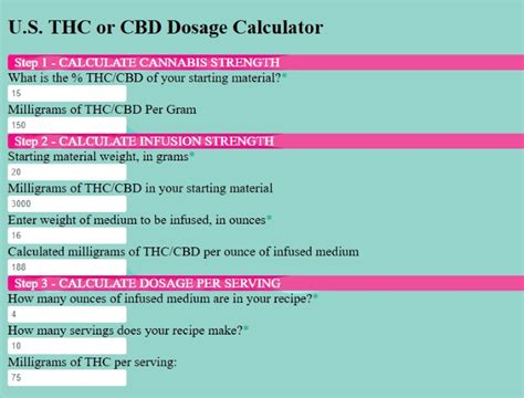 Thc Detox Calculator by 500mg Of Thc Per 125grms Brownie Grasscity Forums