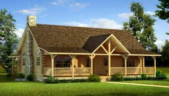 cabin plans with porch danbury log home plan southland log homes https www southlandloghomes log home plans