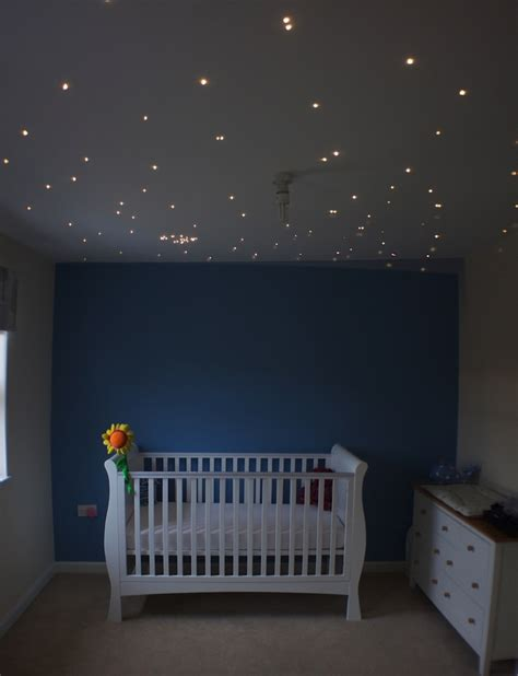 nursery lights project onto ceiling this is our nursery i created a ceiling as inspired