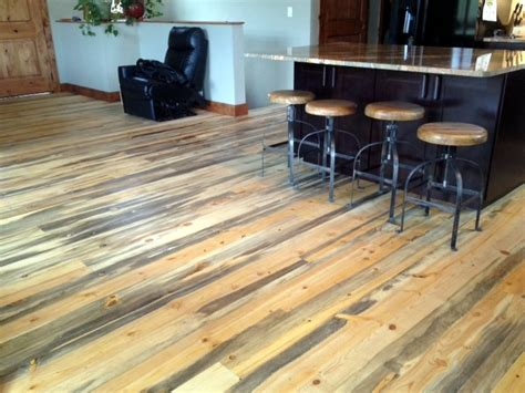 Continental Kitchen Cabinets by Beetle Kill Pine Flooring Bozeman Mt 1 Sustainable