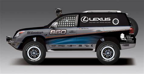 lifted lexus lx 570 introducing the 2011 lexus lx 570 jtgrey race truck