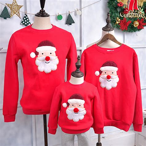 Family Matching Striped Pullover matching sweaters for family promotion shop for