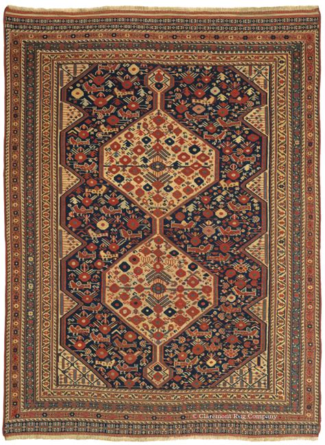 antique rugs in the tribal tradition claremont