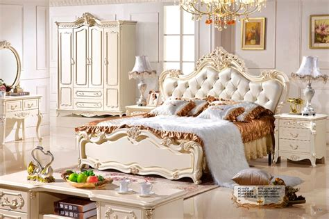bed design classic furniture european style girl bedroom furniture    beds