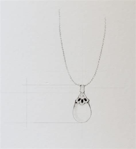 how to draw necklaces and bracelets
