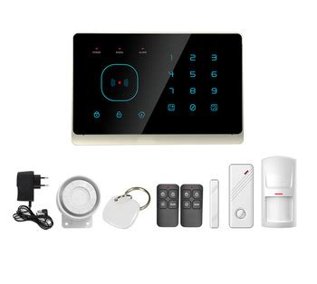 wolf guard gsm home alarm system yl 007m2g buy gsm