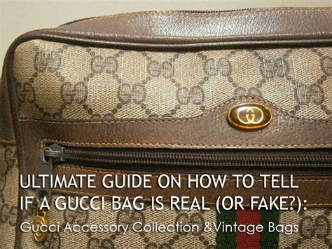 How To If Your Handbag Is Real Or by Ultimate Guide On How To Tell If A Gucci Bag Is Real Or
