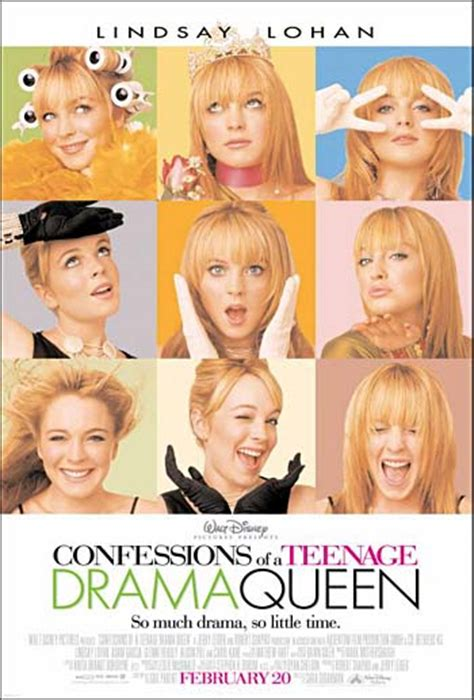 songs of film drama queen confessions of a teenage drama queen soundtrack details