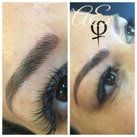 tattoo eyebrows michigan 190 best images about micro blading eyebrows on pinterest