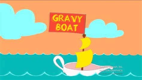 gravy boat thunderbird ytv gravy boat thunderbird ytv 2012 youtube