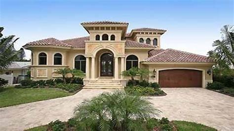 Ranch Home Floor Plan tuscan style homes spanish style home design in florida