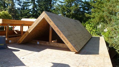 Ufa Shed Packages by Flat Roof Building A Flat Roof Garage