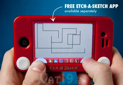 doodle draw iphone app etch a sketch cases for the iphone and ipod