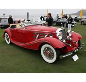 Mercedes Benz 500 K Spezial Roadster High Resolution Image