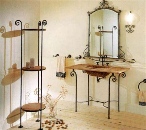 accessori bagno country accessori bagno country legno ferro battuto