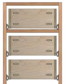 how to make cabinet drawers on diy tales
